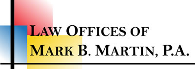 Law Offices of Mark B. Martin, P. A. logo